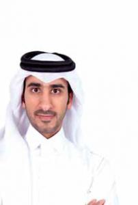 صالح المنصوري في مقابلة صحفية مع جريدة الراية القطرية 2
