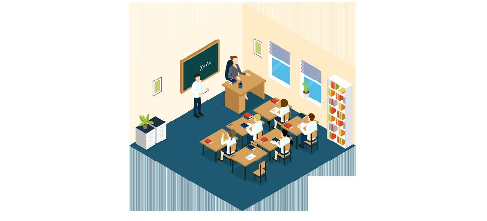 برنامج فواتير المدارس ومراكز التدريب