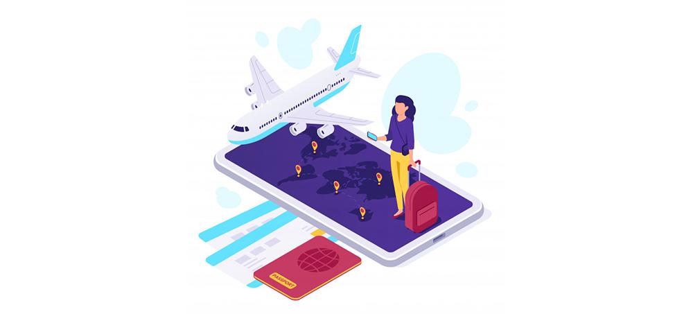 نظام فواتير شركات السياحة والسفر